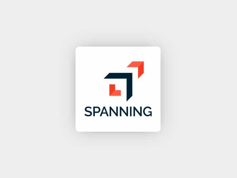 Spanning Backup