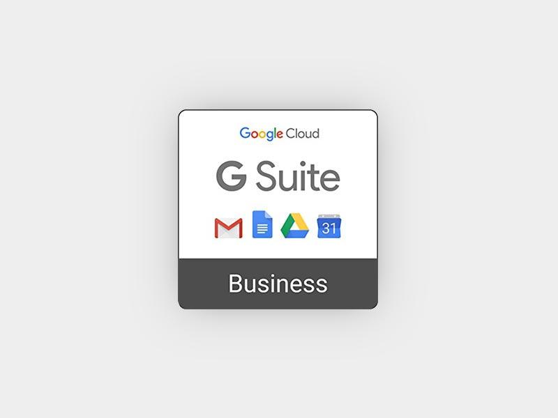 20% de réduction pour G Suite Business