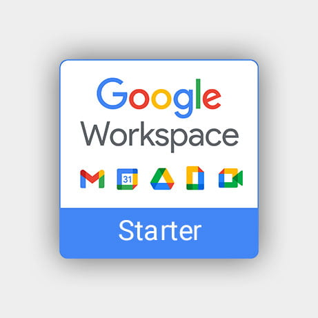 10% de réduction pour Google Workspace Business Starter